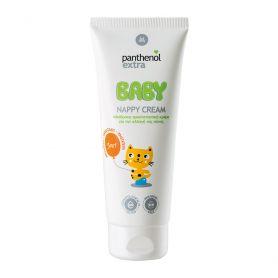 Panthenol Exra Baby Nappy Cream Προστατευτική Κρέμα για την Αλλαγή της Πάνας, 100ml - Panthenol Extra