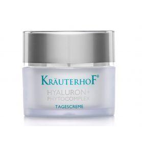 Krauterhof Hyaluron+ Phytocomplex Creme Ενυδατική Κρέμα με Υαλουρονικό Οξύ & Φυτοσύμπλεγμα 50ml-pharmacystories-pharmacy