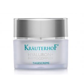 Krauterhof Hyaluron+ Phytocomplex Creme Ενυδατική Κρέμα με Υαλουρονικό Οξύ & Φυτοσύμπλεγμα 50ml - Krauterhof