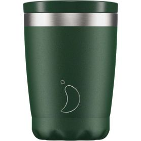 Chilly's Coffee Cup Matte Green 340ml - Chilly's