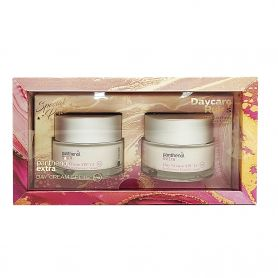 Medisei Promo Panthenol Extra (1+1 Δώρο) Κρέμα Ημέρας Για Ενυδάτωση Σύσφιξη Και Λάμψη 2x50ml - Panthenol Extra