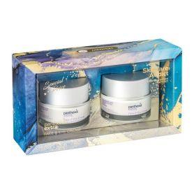 Medisei Panthenol Extra PROMO Face & Εye Cream Αντιρυτιδική Κρέμα Προσώπου - Ματιών 2x50ml - Panthenol Extra