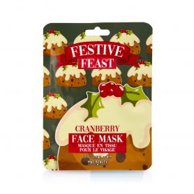 Mad Beauty Face Mask Festive Feast Pudding 25ml - Mad Beauty