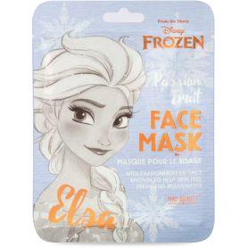 Mad Beauty Disney Frozen Elsa Passion Fruit Sheet Face Mask 25ml - Mad Beauty