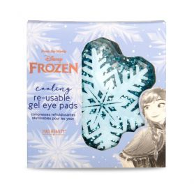 Mad Beauty Re- Usable Gel Eye Pads, Frozen - 2τεμ - Mad Beauty