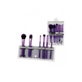 Royal & Langnickel Moda Total Face Purple Brush Kit 7pc - Royal Brush