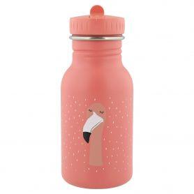 Trixie Μεταλλικό Παγούρι Mrs. Flamingo 350ml - Trixie