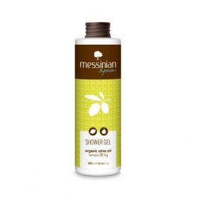 Messinian Spa Shower Gel Λεμόνι & Σύκο 300ml - Messinian Spa
