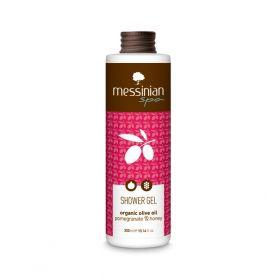 Messinian Spa Shower Gel Ρόδι & Μέλι 300ml-pharmacystories-pharmacy