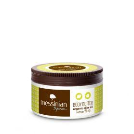 Messinian Spa Body Butter με Λεμόνι και Σύκο 80ml - Messinian Spa