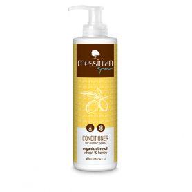 Messinian Spa Conditioner Με Σιτάρι & Μέλι Για Όλους τους Τύπους Μαλλιών 300ml - Messinian Spa