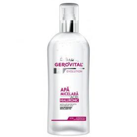 Gerovital Micellar Water με Υαλουρονικό Οξύ 150ml - Gerovital