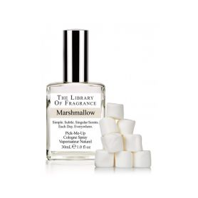 The Library Of Fragrance Marshmallow Eau de Cologne 30ml - The Library Of Fragnance