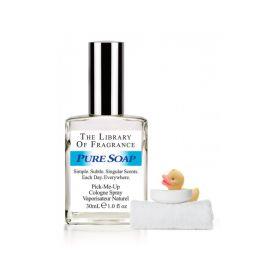 The Library Of Fragrance Pure Soap Eau de Cologne 30ml - The Library Of Fragnance