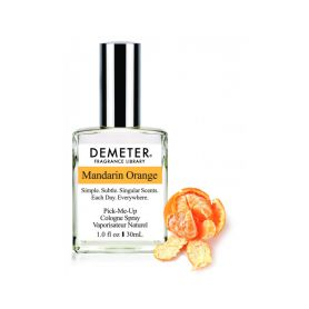 The Library Of Fragrance Mandarin Orange Eau de Cologne 30ml - The Library Of Fragnance