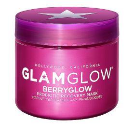 GlamGlow BerryGlow Probiotic Recovery Mask Μάσκα Προσώπου για Ενυδάτωση & Αναζωογόνηση 75ml - GlamGlow