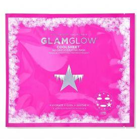 Glamglow Coolsheet No-Drip Hydrating Mask Μάσκα Ενυδάτωσης Προσώπου, 1τμχ