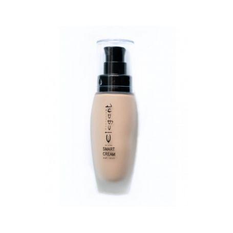 Elegant Smart Cream Foundation 30ml - Elegant