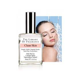 The Library Of Fragrance Clean Skin Eau de Cologne 30ml-pharmacystories-pharmacy
