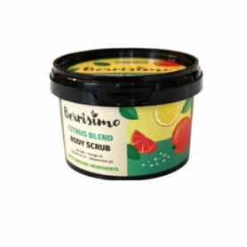 "Beauty Jar Berrisimo ""Citrus Blend"" body scrub 400g - Beauty Jar"