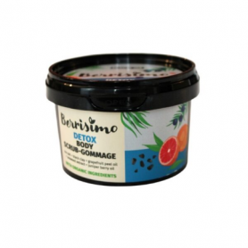 "Beauty Jar Berrisimo ""Detox"" body scrub-gommage 350g - Beauty Jar"