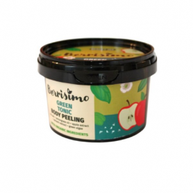 "Beauty Jar Berrisimo ""Green Tonic"" body peeling 400g - Beauty Jar"