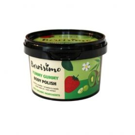 "Beauty Jar Berrisimo ""Yummy Gummy"" body polish scrub 270g - Beauty Jar"