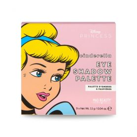 Mad Beauty Disney Mini Eyeshadow Palette Cinderella 9x 1,1g - Mad Beauty