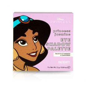 Mad Beauty Disney Mini Eyeshadow Palette Jasmine 9x 1,1g - LastObject