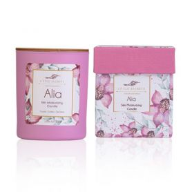 Little Secrets Alia Skin Moisturizing Candle – Ιδανικό για μασάζ σώματος 150ml - Little Secrets