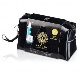 Garden of Panthenols Luxury Bag Αντιρυτιδική Κρέμα Προσώπου/Ματιών 50ml + Γαλάκτωμα Καθαρισμού 150ml - Garden of Panthenols
