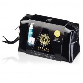Garden Of Panthenols Luxury Bag Set Ενυδατική Κρέμα Ημέρας SPF15 50ml και Γαλάκτωμα Καθαρισμού 150ml-pharmacy