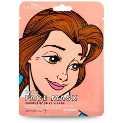 Mad Beauty Disney Princess Belle Face Mask 1τμχ - Mad Beauty