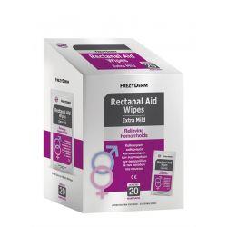 Frezyderm Rectanal Aid Wipes 20 τμχ - Frezyderm