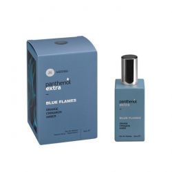 Panthenol Extra Men Blue Flames Eau de Toilette 50ml - Panthenol Extra