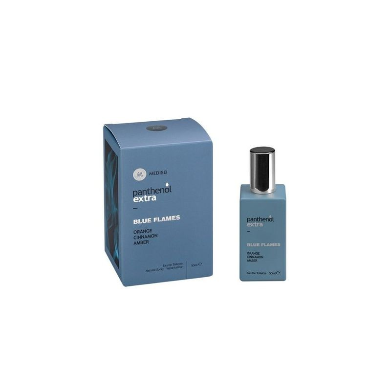 Panthenol Extra Men Blue Flames Eau de Toilette 50ml - Panthenol Extra