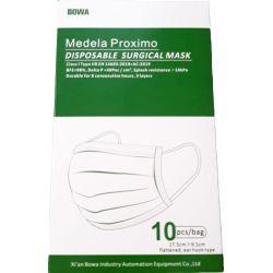 Medela Proximo Χειρουργικές Μάσκες IIR 10τμχ - PharmacyStories