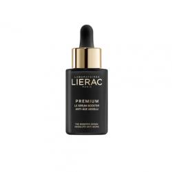 Lierac Premium The Booster Serum Αντιγηραντικός & Αναζωογονητικός Ορός Προσώπου Απόλυτης Αντιγήρανσης 30ml - Lierac