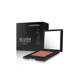 Gerovital Beauty Blush Peach 8 g Ρουζ Ροδακινί - Gerovital