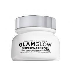GlamGlow SuperWaterGel Triple Acid Oil-Free Moisturizer 50ml - GlamGlow
