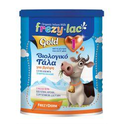 Frezylac Gold 1 Βιολογικό Γάλα σε Σκόνη έως 6 μηνών 400g - Frezyderm