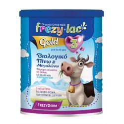 Frezylac Gold 3 Βιολογικό Γάλα σε Σκόνη από 12 μηνών 400g - Frezyderm
