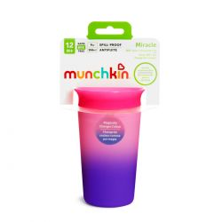 Munchkin Color Changing Miracle Cup Ροζ 1τμχ - Munchkin