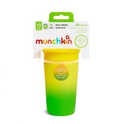 Munchkin Color Changing Miracle Cup Πράσσινο-Κίτρινο 1τμχ - Munchkin