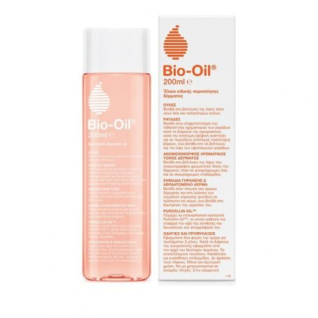 Bio-Oil PurCellin Λάδι Επανόρθωσης Ουλών & Ραγάδων 200ml - Bio Oil