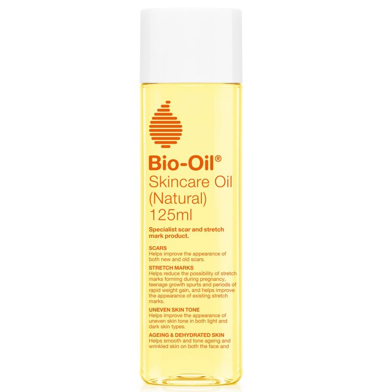 Bio-Oil Skincare Oil Natural 125ml - Bio Oil