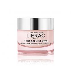 Lierac Hydragenist Nutri Creme Riche Hydratante Oxygenante Βάλσαμο για Θρέψη Οξυγόνωση-Επαναπύκνωση 50ml - Lierac
