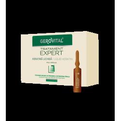 Gerovital Θρεπτικές Αμπούλες Κερατίνης Πρόληψης 10x 10ml - Gerovital