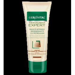 Gerovital Μάσκα Αναδόμησης με Πετρέλαιο & Κερατίνη 150ml - Gerovital