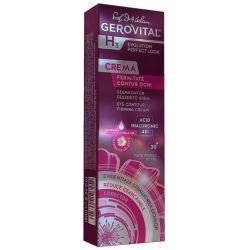 Gerovital Ενυδατική Κρέμα Ματιών για Μαύρους Κύκλους 15ml - Gerovital